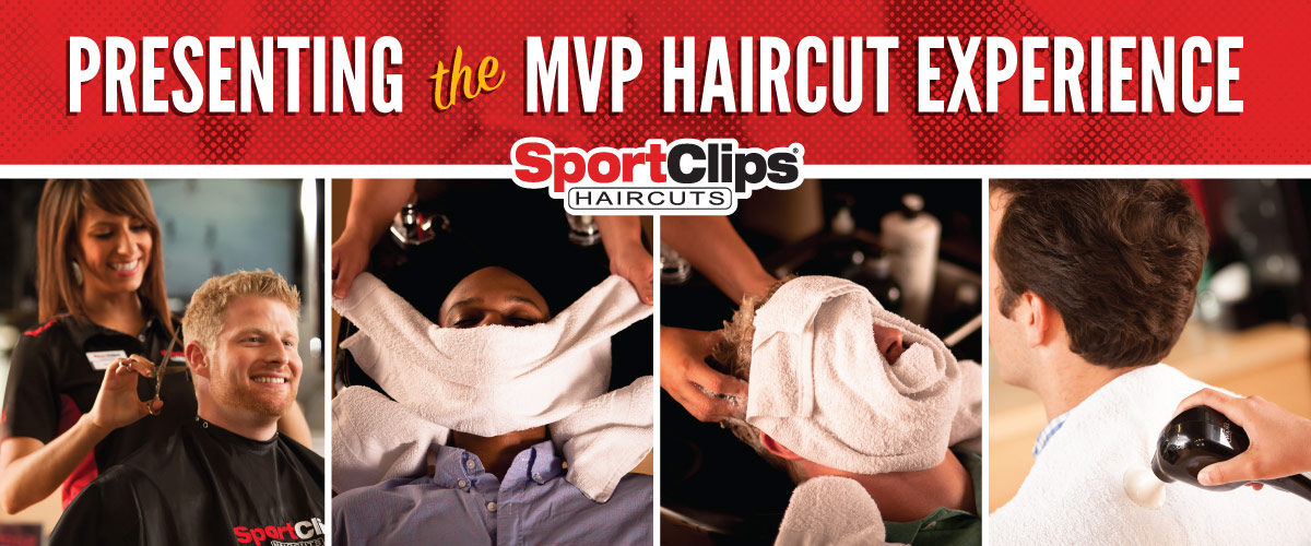 The Sport Clips Haircuts of Avon- Shops at Dale Corner  MVP Haircut Experience