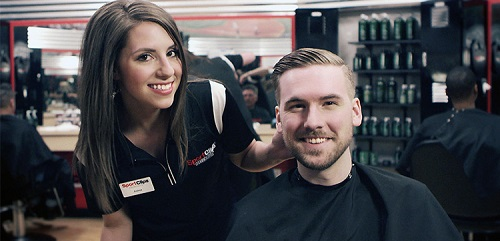 Sport Clips Haircuts of Avon- Shops at Dale Corner ​ stylist hair cut